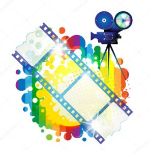 depositphotos_6486233-stock-illustration-film-frames-with-camera